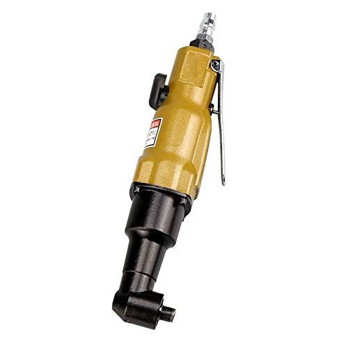 HYY-YY High Strength Pneumatische schroevendraaier, Pneumatische 90 graden elleboog Wind Batch Industrial Grade Handje multifunctioneel en ergonomische