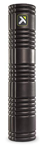 Trigger Point Performance TPT-GRD2B Grid Foam Roller with Free Online Instructional Videos, 2.0 (26-inch), Black from Implus Corporation