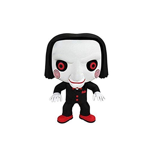 ZXWDIAAE Figuras muñeco Saw pop Billy Billy payaso del fantasma del bebé decoración del coche para