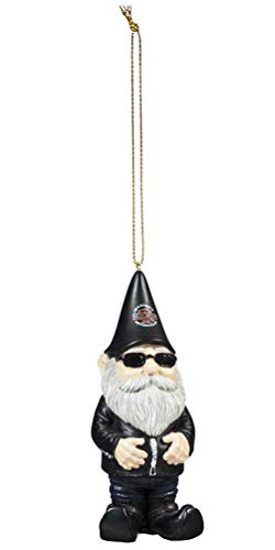 HARLEY-DAVIDSON H-D Male GNOME Ornament Mini Gartenzwerg