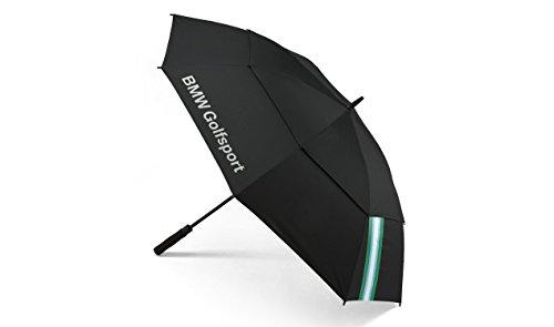 BMW Golfsport Funktionsschirm I mit Schnellverschluss schwarz