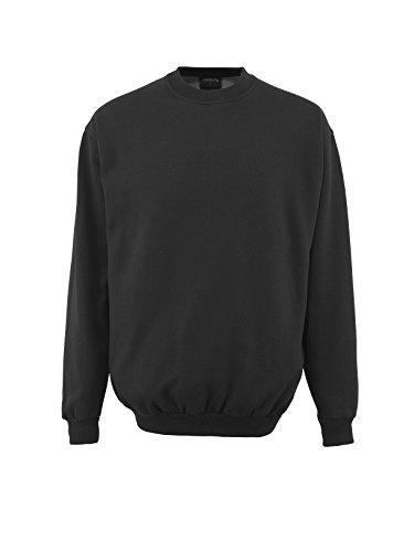 Mascot 00784-280-09 CARIBIEN sweatshirt L zwart, L
