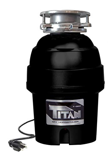 Titan 10-US-TN-T-960-3B Best Garbage Disposal