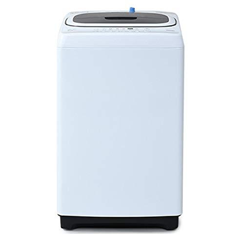 [山善] 洗濯機 7kg 全自動洗濯機 幅56.3cm 簡易乾燥機能付き ステンレス槽 ホワイト YWMA-70(W) [メーカー保証1年]