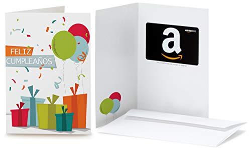 Tarjeta Regalo Amazon.es - Tarjeta de felicitación Confeti