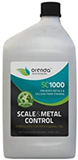 Orenda SC1000 SC-1000 Scale and Metal Control Swimming Pool Chemical, Clear