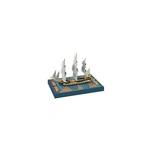 Sails of Glory: Frigate Ship Pack: HMS Concorde 1783 Modellino