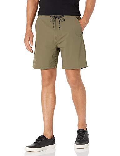 Quiksilver Herren Mission Amphibian 18 Walk Legere Shorts, Kalamata, 58