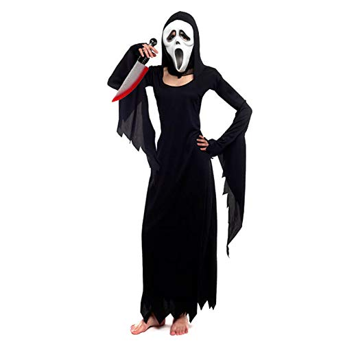 Partilandia Disfraz Asesina Scream para Mujer (L)