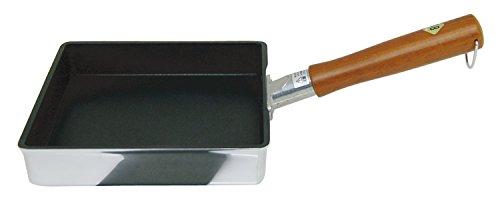 ウルシヤマ 卵焼き フライパン 日本製 18cm 匠枝 プロスタイル ガス火専用 シルバー