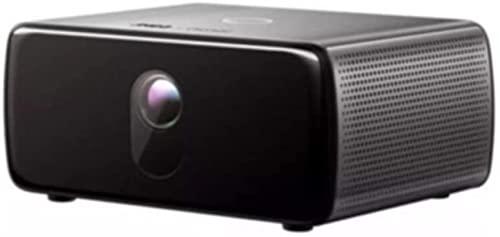 QOHG Portátil Mini Proyector 1080P DLP LED Proyector 550-750 Lúmenes 40-300 Pulgadas Pantalla de Cine en casa Proyector de Negocios