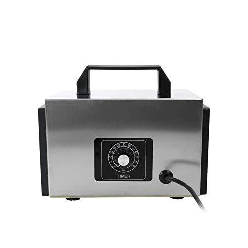 Generador de ozono de 220 V, 20 g, con función de temporizador, ozonador con temporizador, purificador de aire, esterilizador