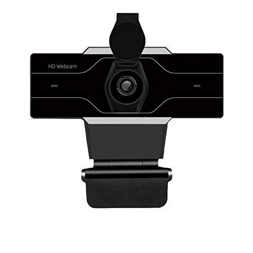 Sonline CáMara Web 720P con MicróFono Dual CáMara USB Sonido EstéReo Focu Alta DefinicióN para Computadora PortáTil Videollamada de Escritorio