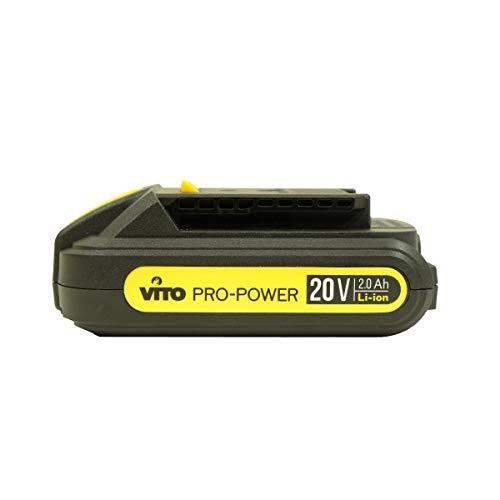 Akku 2Ah EGO VITOPOWER Serie kabellos 20V Lithium