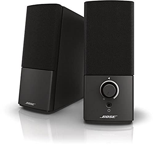 Bose ® Companion 2 Serie III Multimedia Lautsprechersystem schwarz