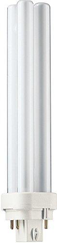 Philips Ampoule Economie d'énergie MASTER PL-C 4P, 10 Watt W / G24q-1 / 840
