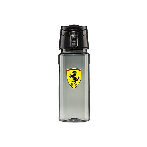 Fuel For Fans Unisex Fórmula 1 Scuderia Ferrari Race Botella, negro, 600 ml