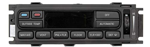Price comparison product image Dorman 599-033 Remanufactured Climate Control Module for Select Ford / Lincoln Models