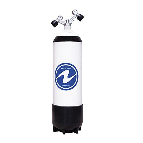 Aqua Lung Tauchflasche 10 Liter mit Tag-Ventil 230 bar