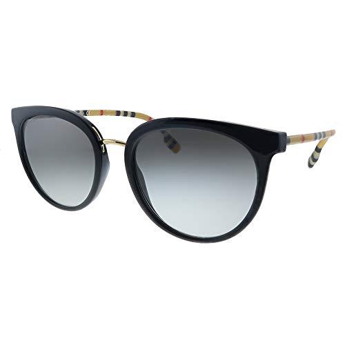 BURBERRY Occhiali da sole BE4316 385311 occhiali Donna colore Nero lente grigio taglia 54 mm