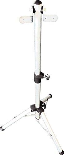 Aluminium Universalstativ Baustellenstativ Dreibein Heizstrahlerstativ 117-180 cm
