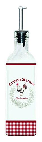 Jd Diffusion BOT150CUSI - Bottiglia da Cucina, 150 ml, Multicolore