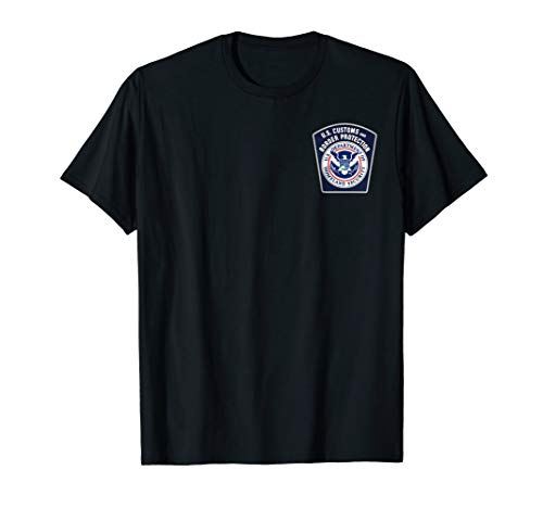 US Customs and Border Protection CBP Security Patrol T-Shirt