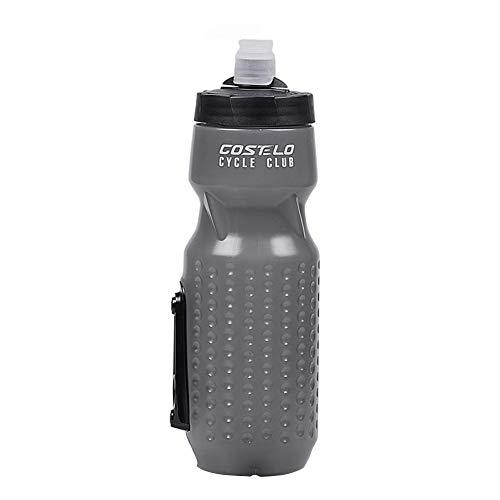 Adminitto88 Sportflasche Water Jug Trinkflasche Sport 710ML, Sportflasche Tragbar Auslaufsichere Trinkflasche Wasserflasche Für Schule,Wasser,Fitness,Gym,Outdoor,Fahrrad