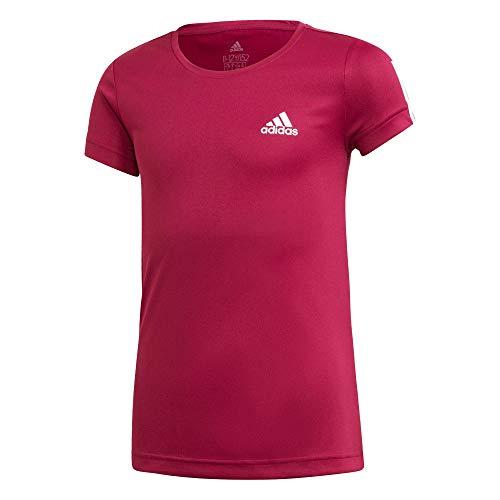 adidas Mädchen Equipment T-Shirt, Powber/White, 140