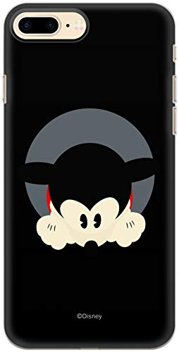 Carcasa de TPU para iPhone 7 Plus, iPhone 8 Plus, Funda de Silicona líquida, Flexible y Delgada, Protectora para Pantalla, a Prueba de Golpes y arañazos