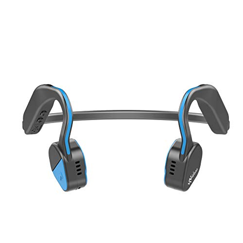 Vidonn VD3256 Wireless Bluetooth Kopfhörer mit Mikrofon, Blau
