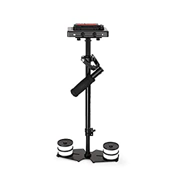FLYCAM 5000 Video Stabilizer with Quick Release Plate Supporting Cameras Weighing Upto 5kg/11lbs - Free Table Clamp  FLCM-5000-Q
