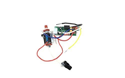 Rowenta pompa + scheda scopa lavapavimenti Steam & Clean RY7535WH RY7557WH