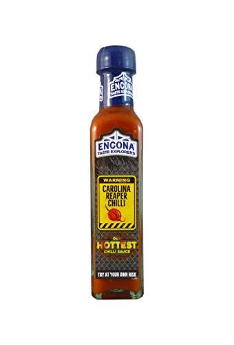 Encona Carolina Reaper Chilli Hot Chilli Sauce 142ml