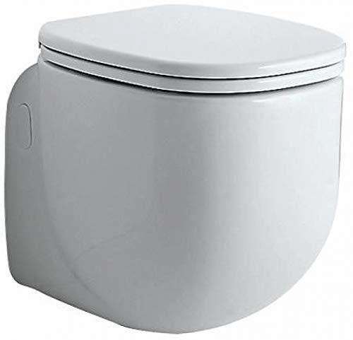 WC-Sitz 500 by Antonio Citterio weiß