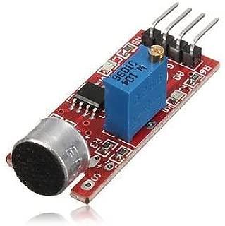 sensitive microphone sensor module