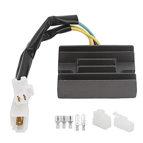 Eosnow Rectificador, diodo rectificador de Puente rectificador regulador de Voltaje con 32800-29B00 para Sportsman/Scrambler/ATP para Motores de Barco