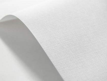 200 x Weiß 246g Struktur-Papier Karomuster, Karo-Prägung DIN A5 148x210 mm, Elfenbeinkarton Ultraweiß, Bastel-Karton geprägt, ideal für Visitenkarten, Einladungs-Karten, Zertifikate, Urkunden, Diplome