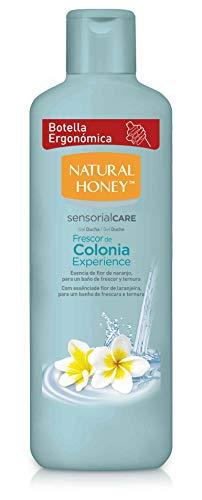 Natural Honey, Gel und Seife (Frische) - 4 x 650 ml (insgesamt 2600 ml)
