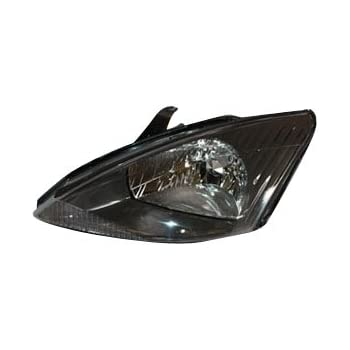 TYC 20-5827-80 Ford Focus Passenger Side Headlight Assembly