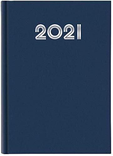 Agenda semanal A4 Prestige 2021, 21 x 30 cm, para oficina,...