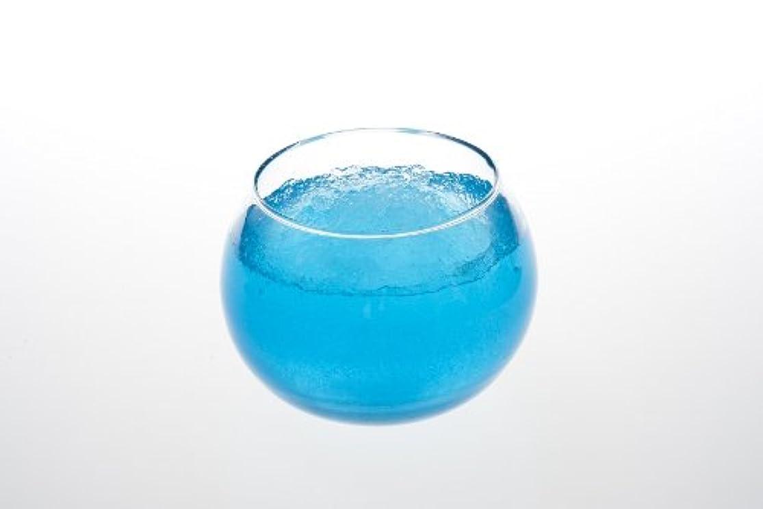 泥棒せがむ円形エステゼリー フレグランス クールクリアブルーの香り(入浴剤)