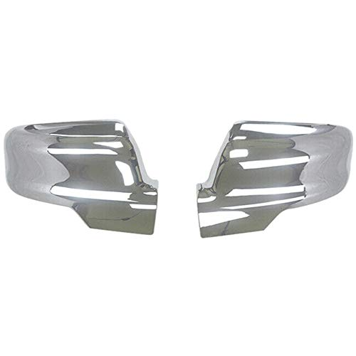 , Voor auto 2019 2020, Voor Dodge Ram 1500 Mirror Covers ABS Chrome Sideview Silver Cover Trim