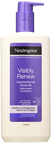 Neutrogena Visibly Renew Leche Corporal - 3 Unidades x 400 ml.