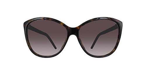 Marc Jacobs MARC69/S MARC JACOBS Sonnenbrille MARC69/S-086-58 Damen Schmetterling Sonnenbrille 58, Braun