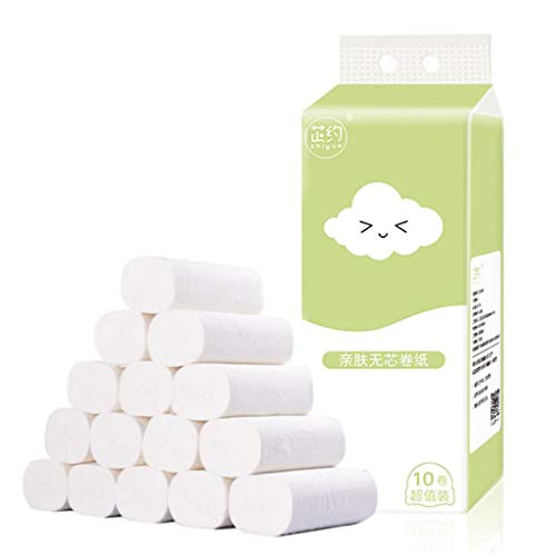 Check Out This Baiggooswt Hygienic Paper Towels Affordable Coreless Roll Paper Toilet Paper Home Res...