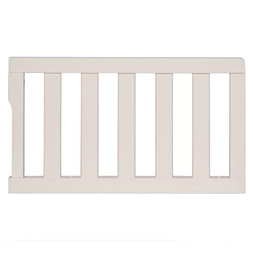 Dream On Me Universal Convertible Crib Toddler Guard Rail, Pearl White