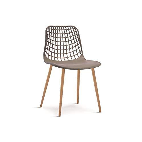 Marvinweb Seduta Fondo Fondello Sedile di Ricambio in Vera Paglia 37x37cm per Sedia in Legno Ordine min 2 Pezzi
