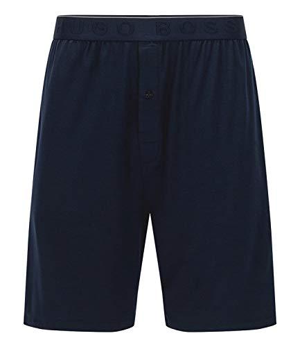 BOSS Hugo Herren Pyjamahose Schlafanzughose Homewear Short Pant EW 50330996, Größe:XL