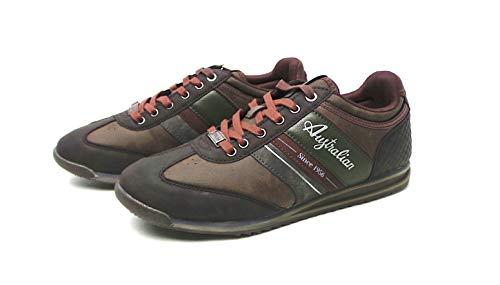 Australian, Sneakers, Artikelnummer: AU741, Farbe: braun, Braun - 04 Brown - Größe: 40 EU